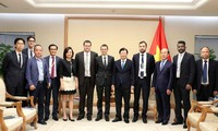 Ausweitung der Kooperation in der Luftfahrt zwischen Vietnam und Frankreich