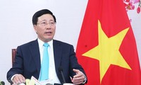 Vize-Premierminister Pham Binh Minh wird am Forum für die Zukunft von Asien in Japan teilnehmen