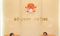 Verstärkung der Beziehungen zwischen Vietnam und Australien im Verteidigungsbereich
