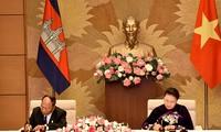 Vietnam und Kambodscha erledigen 84 Prozent der Festlegung des Grenzverlaufs