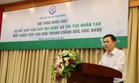 Vietnam kann ein Pionier bei der Anwendung der künstlichen Intelligenz werden