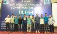 Eröffnung des Vietfootball-Pokals – das Turnier für Fußballbewegung