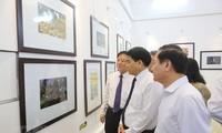 Festival für Kunstfotos von Hanoi, Hue und Ho-Chi-Minh-Stadt