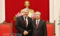 Verstärkung der Freundschaft und der Zusammenarbeit zwischen Vietnam und Tschechien