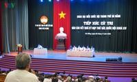 Parteisekretär von Da Nang: Vietnam bekräftigt seine Souveränität auf Hoang Sa-Inselgruppe
