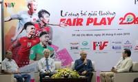 Fair Play-Preis 2019 hebt den Geist des Fußballs hervor