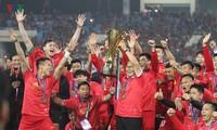 Die aktuelle Information über den Vertrag zwischen dem Trainer Park Hang Seo und dem vietnamesischen Fußball-Verband VFF