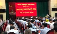 Hanoi will den wichtigen Aufgaben gerecht werden