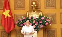 Vize-Premierminister: Die Privatisierung der staatlichen Unternehmen soll schnell sein