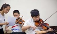 Vietnamesisches Junior-Orchester veranstaltet Wohltätigkeitskonzert