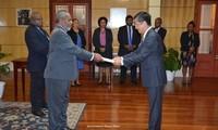 Der Generalgouverneur Papua-Neuguineas legt großen Wert auf die Freundschaft und die Zusammenarbeit mit Vietnam