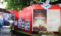 """Ausstellung """"Friedenstagebuch"""" im ehemaligen Hoa-Lo-Gefängnis in Hanoi"""