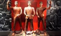 Sonderausstellung über Beiträge der vietnamesischen Revolutionäre