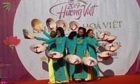 Vorstellung der Kultur und des Essens Vietnams in Deutschland