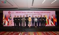 Ostmeer-Frage steht im Mittelpunkt der ASEAN-Außenminister-Konferenz