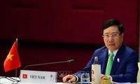 Die Konferenz der Außenminister der ASEAN+3