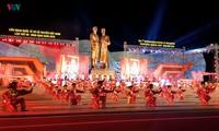 Eröffnung des Festivals des traditionellen vietnamesischen Kungfus in Quy Nhon
