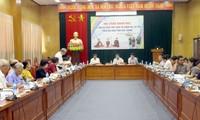 Bewahrung und Entfaltung der folkloristischen Gesänge Quan Ho und Ca Tru