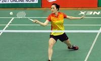 Erfolgreiches Spiel von Vu Thi Trang bei Badminton-Weltmeisterschaft