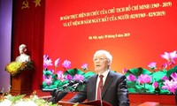 Die Nationalfeier zum 50. Jahrestag der Umsetzung des Testaments von Präsident Ho Chi Minh