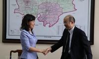 Japanische Unternehmen achten auf die Investition in der Provinz Binh Phuoc