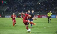 Vietnam steht an 3. Stelle in der G-Gruppe bei der Qualifikationsrunde der Fußball-Weltmeisterschaft