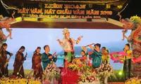 Eröffnung des Festivals für Chau Van-Gesang 2019