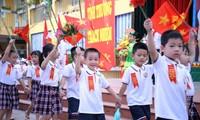 Mehr als 22 Millionen vietnamesische Schülerinnen und Schüler beginnen das neue Schuljahr