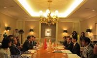 Zahlreiche japanische Unternehmen wollen in Vietnam investieren