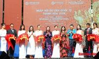 Eröffnung der internationalen Tourismus-Messe in Thanh Hoa