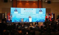 Zusammenarbeit beim Kampf gegen die internationale Kriminalität in Südostasien