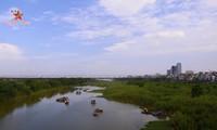 Spuren der Zivilisation am Roten Fluss in der Thang-Long-Kultur