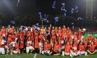 Parlamentspräsidentin schickt Briefe zur Beglückwünschung der vietnamesischen Sportdelegation bei SEA Games