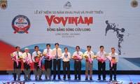 50 Jahre der Entwicklung des vietnamesischen Kungfus Vovinam im Mekong-Delta