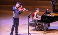 Konzert Le Chauffage in Hanoi
