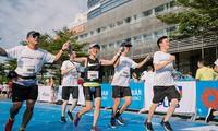 9000 Menschen werden in Ho-Chi-Minh-Stadt den Marathon laufen