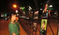 """Eröffnung der Ausstellung """"Soldaten des Onkels Ho"""" in Vinh Long"""