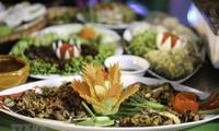 """Koch-Wettbewerb """"Muong-Haus"""" in der Küstenprovinz Quang Ninh"""
