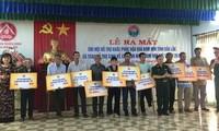 Unterstützung für die Opfer durch Minen und Blindgänger