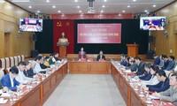 Konferenz des Zentralrates für öffentliche Arbeit