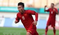 Quang Hai gehört zu den 20 besten Fußballspielern in Asien 2019