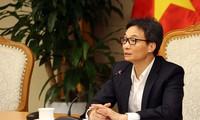 Experten und Wissenschaftler beraten den Entwurf des Dokuments des Parteitags