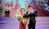 Final des auf Koreanisch ausgetragenen Gesangswettbewerbs K-Pop-Contest