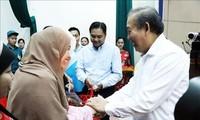 Vertreter der Partei und des Staates besuchen die Provinzen zum Neujahrsfest Tet
