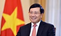 Vietnam leistet großen Beitrag zum Schutz des Friedens in der Welt