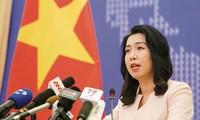 Vietnam begrüßt die Anstrengungen zur Wiederaufnahme des Friedens-Prozesses im Nahen Osten