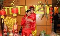 Der Verband der vietnamesischen Studenten in Berlin feiert das Neujahrsfest Tet