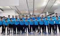 Das vietnamesische Futsal-Team fliegt zum Training nach Spanien