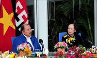 Die Delegation der KPV besucht Nicaragua