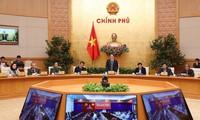 Sitzung der Nationalkommission zur Bekämpfung des Covid-19
